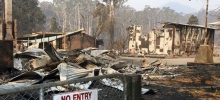 A familiar place among the chaos: how schools can help students cope after the bushfires