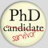 A part-time and distance PhD