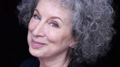 Dystopian Margaret Atwood: a cli-fi proponent. Thompsons Rivers University, CC BY-NC-SA