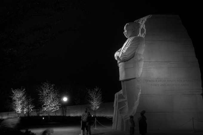 Martin Luther King Jr.'s memorial, Washington, D.C. Scott Ableman