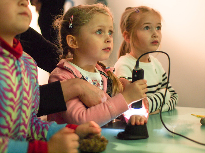 Study found no gender gaps in science during kindergarten years. Ars Electronica,
