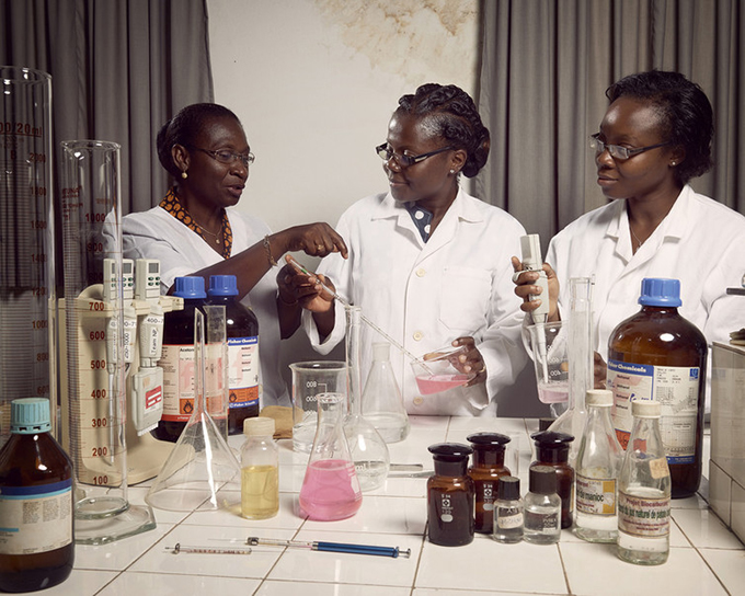 Black women face more barriers to advancement in the sciences than white women. World Bank Photo Collection/flickr, CC BY-NC-SA
