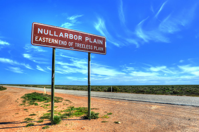 nullarbor notice