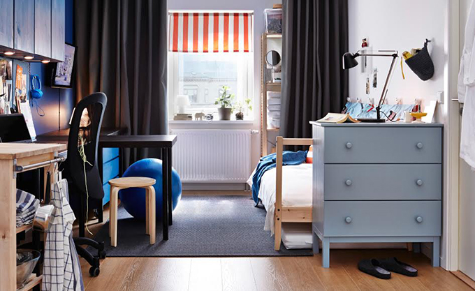 Home away from home – how to add furniture to your own college ...